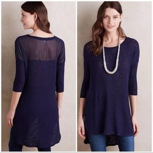 ANTHROPOLOGIE | Pure + Good Esplanade Tunic